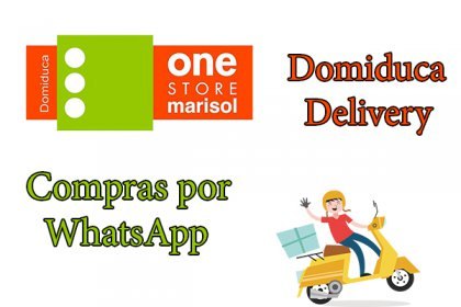 .:Domiduca Delivery - Domiduca One Store Marisol:.