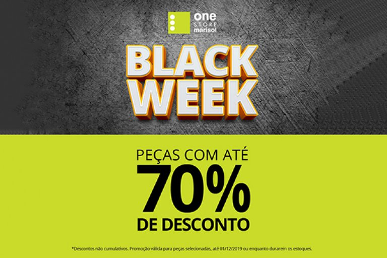.:Black Week Domiduca One Store Marisol:.
