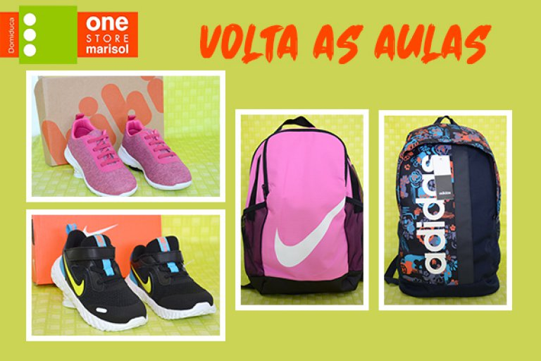 .:Volta as Aulas Domiduca One Store Marisol Matão:.